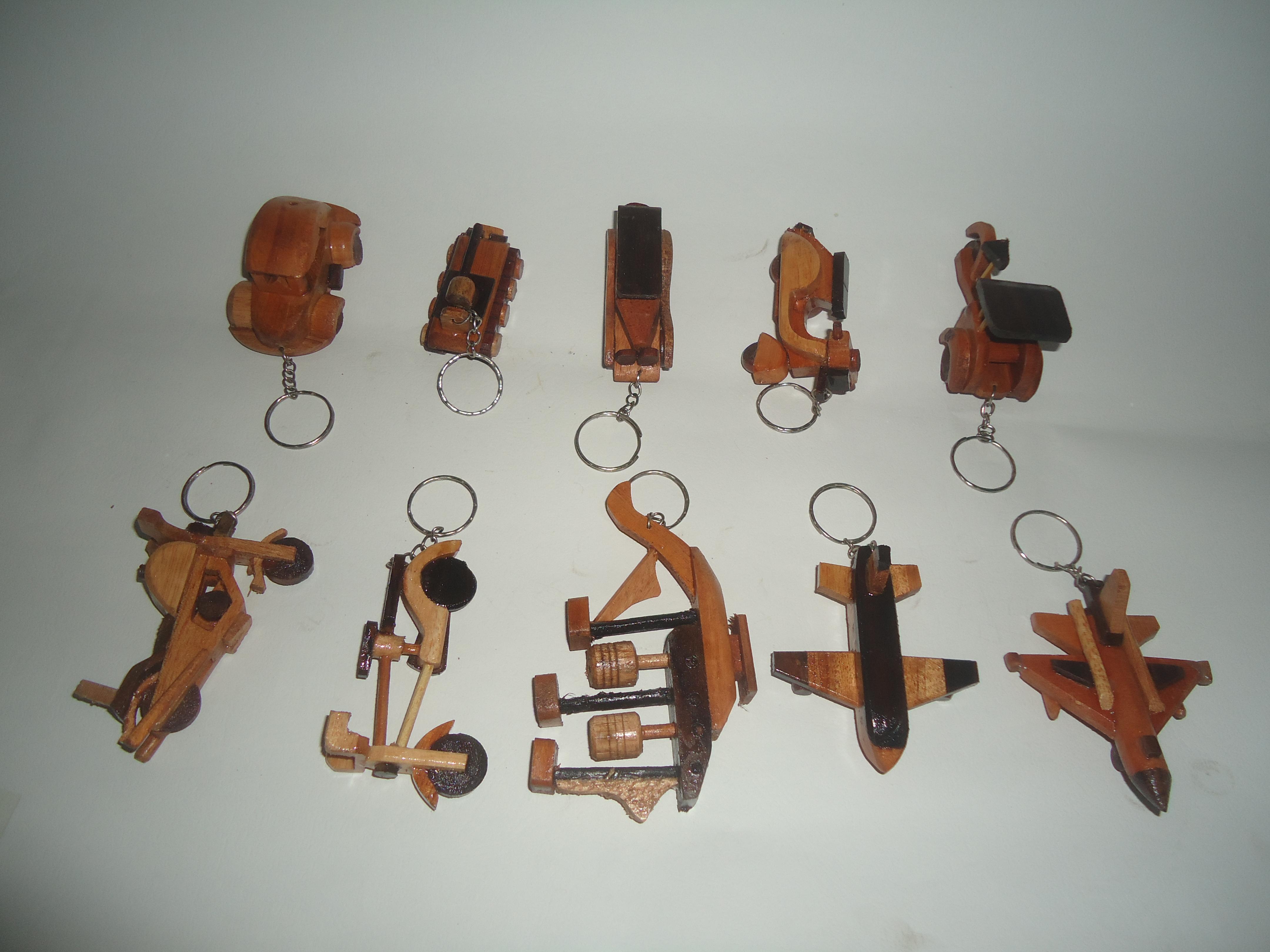Ardancraft Souvenir Klasik Berbahan Kayu Gantungan Kunci Sovenir 085725738928